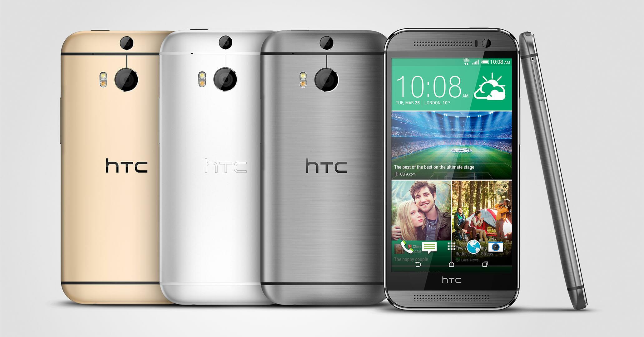 HTC One M8 2014